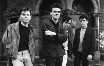 The Smiths Shoplifters Of The World Unite