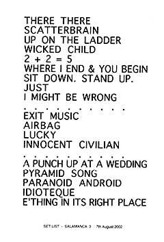 setlist2002-08-07
