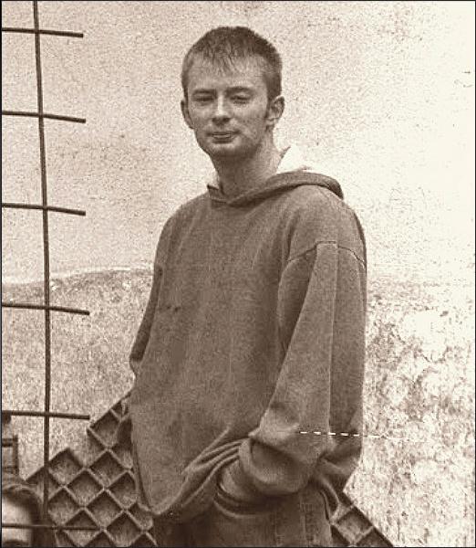 Thom Yorke, 1988-1989