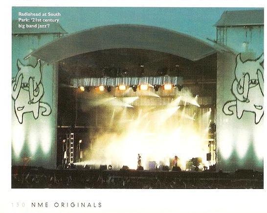 NME / 14 juillet 2001