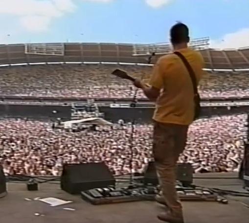 1998, Tibetan Freedom Concert