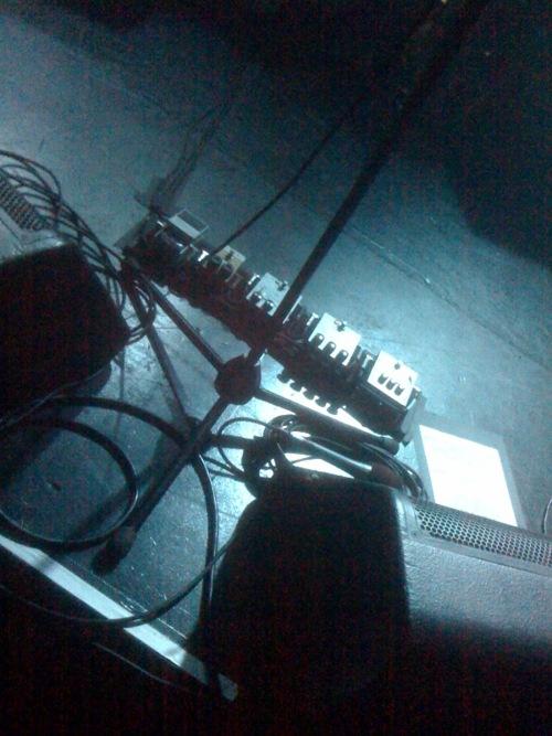 Orpheum Theater show, 4/10/09