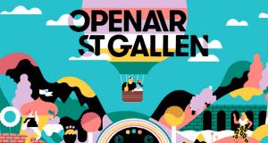 Radiohead @ St.Gallen @ OpenAir festival | Sankt Gallen | Sankt Gallen | Suisse