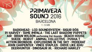 Radiohead @ Barcelone @ Primavera Sound Festival | Barcelona | Catalunya | Espagne
