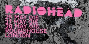 Radiohead @ Londres (1ère partie : Holly Herdnon) @ Roundhouse, Londres | Londres | Royaume-Uni