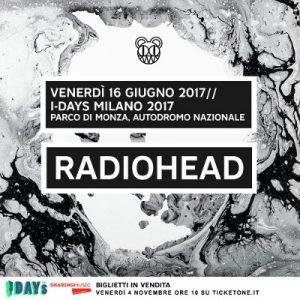 I-Days 2017 Milano, Parco di Monza @  I-Days 2017 Milano, Parco di Monza | Monza | Lombardie | Italie
